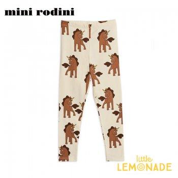 【Mini Rodini】ユニコーン レギンス 【9か月-1.5歳/1.5-3歳/3-5歳/5-7歳】 子供  ベビー   Unicorns(20230125) 20SS SALE