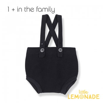 【1+ in the family】肩ひも付きブルマ MARSALA bloomer  【9か月/12か月/18カ月】BLUE NOTTE  (376414141) 20SS  SALE