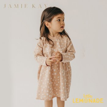 【Jamie Kay】 CHARLOTTE DRESS - DAISY PRINT 【1歳/2歳/3歳】 デイジープリント ワンピース (JK20CHARLOTTE)