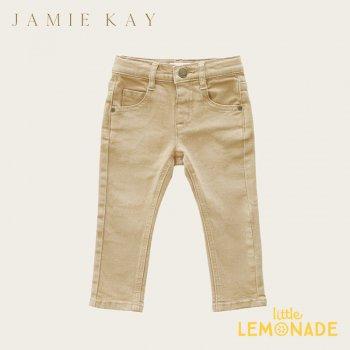 【Jamie Kay】 SLIM FIT JEAN - BARLEY  【1歳/2歳/3歳】 スリムフィットパンツ ボトムス(JK20SFJEANB)