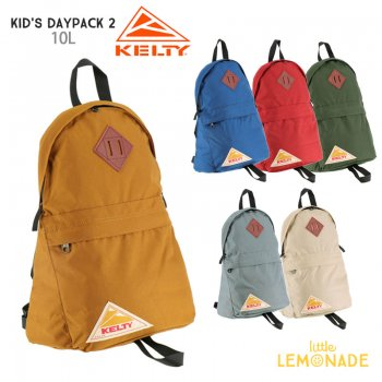 【KELTY】 KIDS DAYPACK2 キッズ バックパック リュック  2591870 【OLIVE/SAND/NEW RED/NEW BLUE/CARAMEL/GRAPHITE】