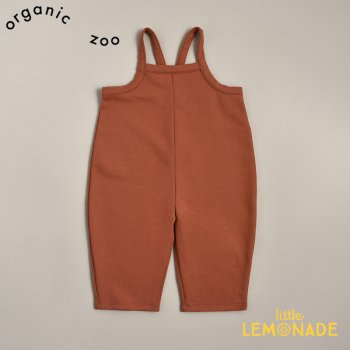 <img class='new_mark_img1' src='https://img.shop-pro.jp/img/new/icons1.gif' style='border:none;display:inline;margin:0px;padding:0px;width:auto;' />【organic zoo】 Earth Dungarees 【1-2歳/2-3歳】 アース ダンガリー ジャンプスーツ サロペット (EDKOZ) 20AW