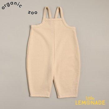 【organic zoo】 Pebble Dungarees 【1-2歳/2-3歳】 ぺブル ダンガリー ジャンプスーツ サロペット  (PDKOZ) 20AW