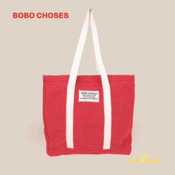 【BOBO CHOSES】 Sheepskin Hand Bag/BIG トートバッグ大 22011009 ボボショーズ 20AW