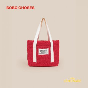 【BOBO CHOSES】 Sheepskin Hand Bag/SMALL トートバッグ小 22011080  ボボショーズ 20AW