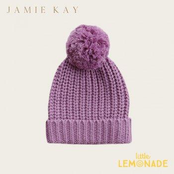 【Jamie Kay】 COSY HAT- GRAPE 【0-2歳/2歳以上】 ベビー用 子供用 ニット帽 帽子 グレープ ジェイミーケイ