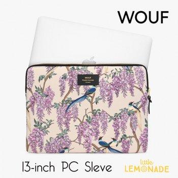 【WOUF】 13インチ PCケース 【Glycine】 パソコン用スリーブ Macbook Pro 13inch PC Sleeve  (S200011)