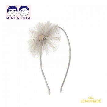 【Mimi&Lula ミミアンドルーラ】BALLET STAR ALICE / バレエチュチュスターカチューシャ ヘアアクセサリー 20AW(602080 07)