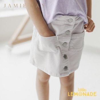 【Jamie Kay】AVA SKIRT - SOFT LILAC【1歳/2歳/3歳/4歳】 コーデュロイ スカート ボトムス ジェイミーケイ