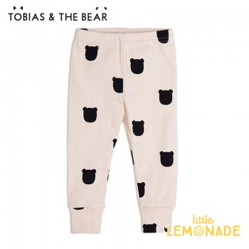 <img class='new_mark_img1' src='https://img.shop-pro.jp/img/new/icons1.gif' style='border:none;display:inline;margin:0px;padding:0px;width:auto;' />【Tobias & The Bear】 ブラッシュベアー レギンス 【3-6/6-9/9-12/12-18/18-24か月/2-3歳】 