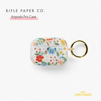 <img class='new_mark_img1' src='https://img.shop-pro.jp/img/new/icons1.gif' style='border:none;display:inline;margin:0px;padding:0px;width:auto;' />【RIFLE PAPER】 AirPods Pro Case ストロベリーフィールド  STRAWBERRY FIELDS  (PAC005-P)