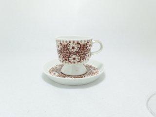 アリ Ali コーヒーカップ 茶