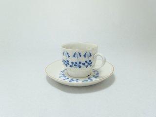 ヴァナモ Vanamo コーヒーカップ 青