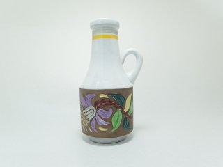 花柄の花瓶