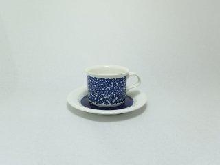 ファエンザ  Faenza コーヒーカップ 青