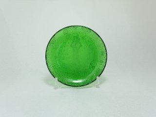 ファウナ Fauna プレート14.5cm 緑