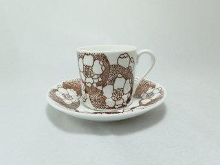 エマ Emma コーヒーカップ ブラウン