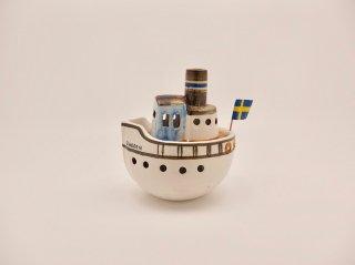 グスタフスベリ ボート(Gustavsberg Boat) リサ・ラーソン( Lisa Larson) *訳あり