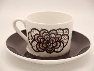 ローゼンブラン(Rosenbrun)コーヒーカップ&ソーサー
