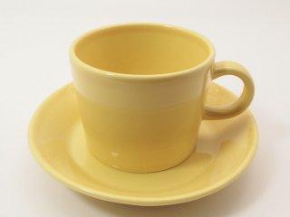 ティーマ (Teema)イエロー コーヒーカップ&ソーサー