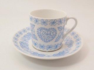 ボロ(Boro) コーヒーカップ&ソーサー