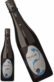 岡山ZARU ORIGIN FRESH ブルーラベル 29BY (菊池酒造 純米吟醸) 720ml