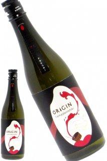 岡山ZARU ORIGIN FRESH レッドラベル 29BY(熊屋酒造 純米吟醸)720ml