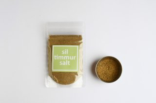 シルティムルソルト Sil Timmur Salt ネパール山胡椒塩 30g / スパイスソルトシリーズ