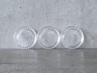 ガラスコースター