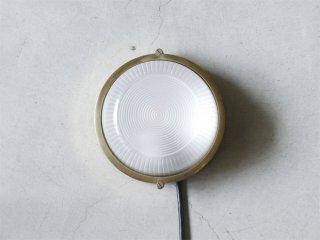 丸形カプセルランプ(真鍮)