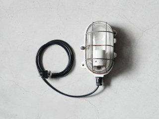 楕円カプセルランプ(磁器)