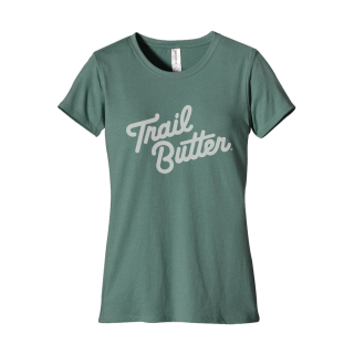 Trail Butter / ロゴTシャツ / Womens