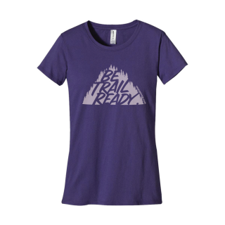 BE TRAIL READY Tシャツ / Womens