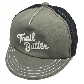 Trail Butter  ロゴCAP(OLIVE=Ripstop) / Unisex