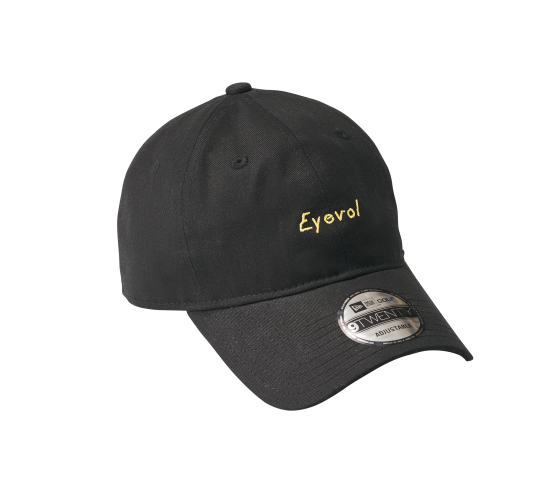 Eyevol CAP COTTON BLK