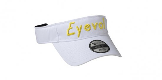 Eyevol SUNVISOR TWCTN WHTYL
