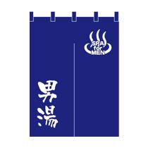 幅85> 男湯/SPA for MEN