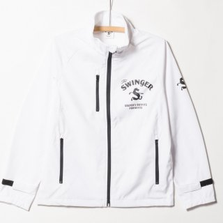 WindProof Stretch Jaket, White