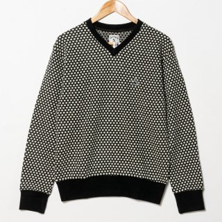 Classic Knit Pullover, Dot
