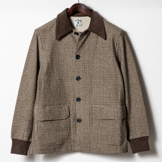 <img class='new_mark_img1' src='//img.shop-pro.jp/img/new/icons13.gif' style='border:none;display:inline;margin:0px;padding:0px;width:auto;' />Country Gentlemen's Jacket, Houndtooth