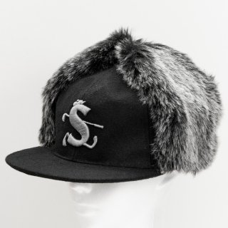 "Earmuffs Cap ""SwingerMan"""