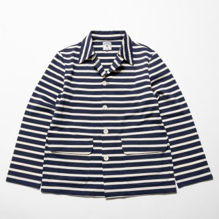 <img class='new_mark_img1' src='https://img.shop-pro.jp/img/new/icons13.gif' style='border:none;display:inline;margin:0px;padding:0px;width:auto;' />Country Gentlemen's Jacket, Horizontal Stripes