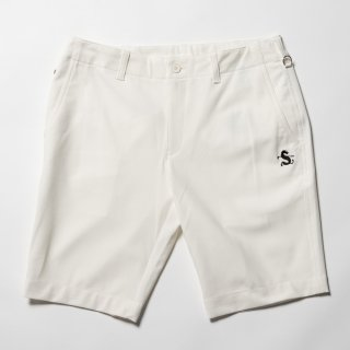 Slim-fit Shorts Color, White
