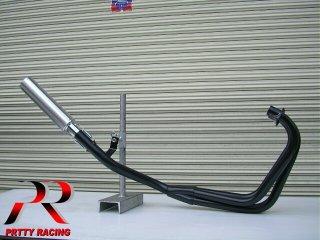 CB400SF VTEC NC39 4-1管 ALサイレンサー 50.8π 黒 マフラー