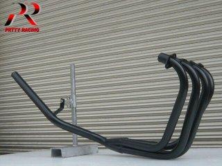CBR400F スリム管 黒 マフラー