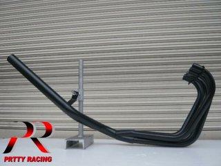 GPZ400F ミドル管 50.8π 黒 マフラー