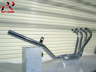XJ400 E/D スリム管 メッキ マフラー