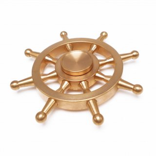 <img class='new_mark_img1' src='https://img.shop-pro.jp/img/new/icons50.gif' style='border:none;display:inline;margin:0px;padding:0px;width:auto;' />Pirate Ship Rudder Fidget Spinner【船舵タイプハンドスピナー】