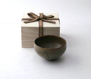 錆釉 碗 (中)