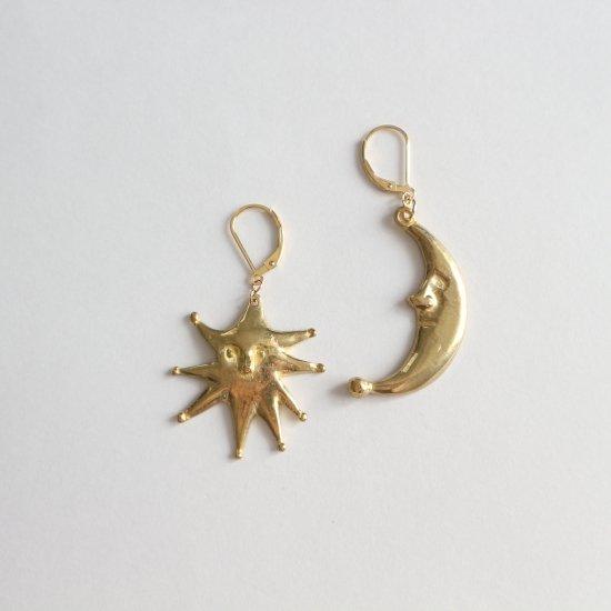Luna&Stella pierce/earring